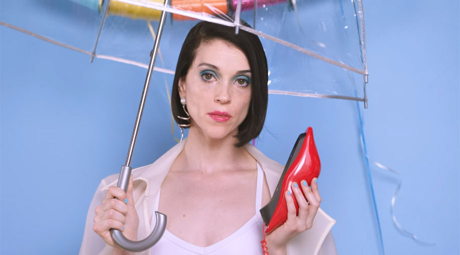 St. Vincent - New York Video Video