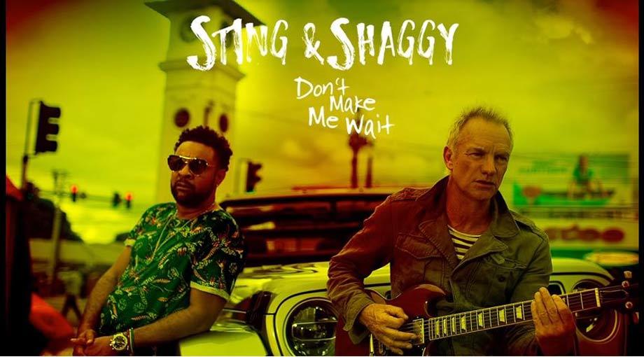 Sting & Shaggy - Don't Make Me Wait Audio Video