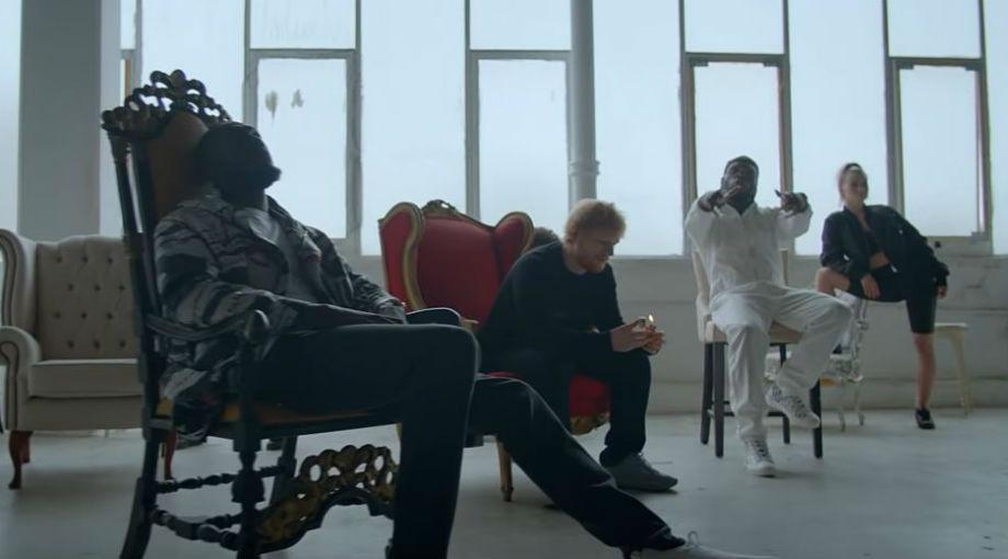 Stormzy - Own It ft. Ed Sheeran and Burna Boy