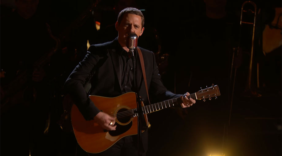 Sturgill Simpson with The Dap Kings - All Around You [Live]