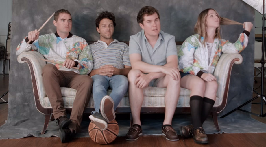 Surfer Blood - Matter of Time Video Video