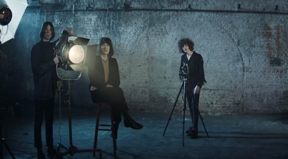 Temples - Strange Or Be Forgotten Video Video