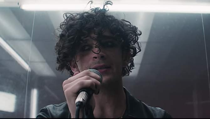 The 1975 - The Sound Video Video
