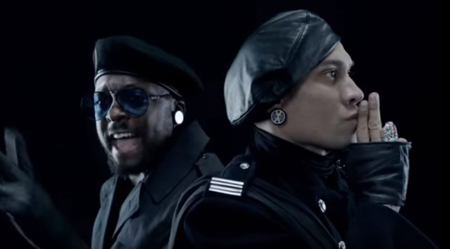 The Black Eyed Peas - Ring The Alarm pt.1, pt.2, pt.3 Video Video