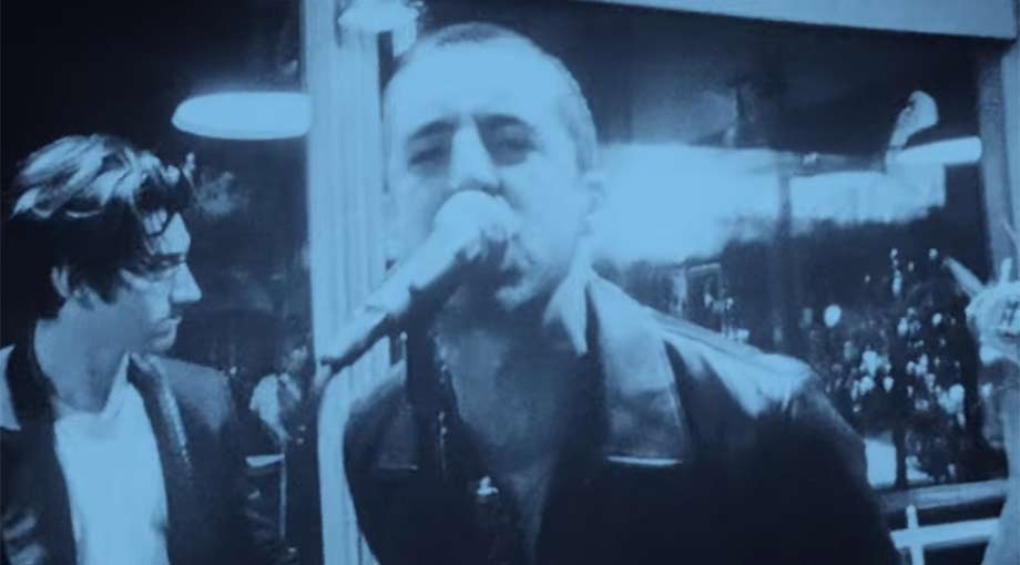 The Last Shadow Puppets - Bad Habits Video
