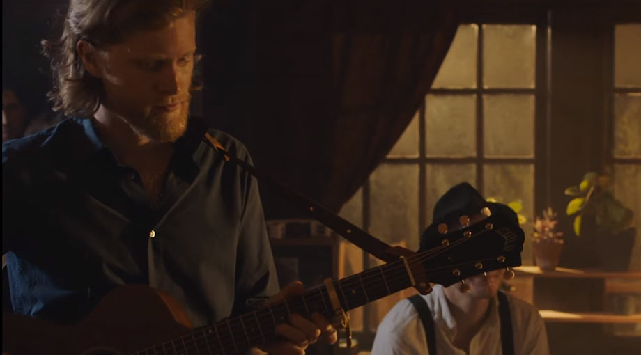 The Lumineers - Angela Video Video