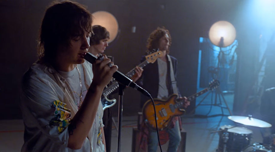 The Strokes - Threat of Joy Video Video