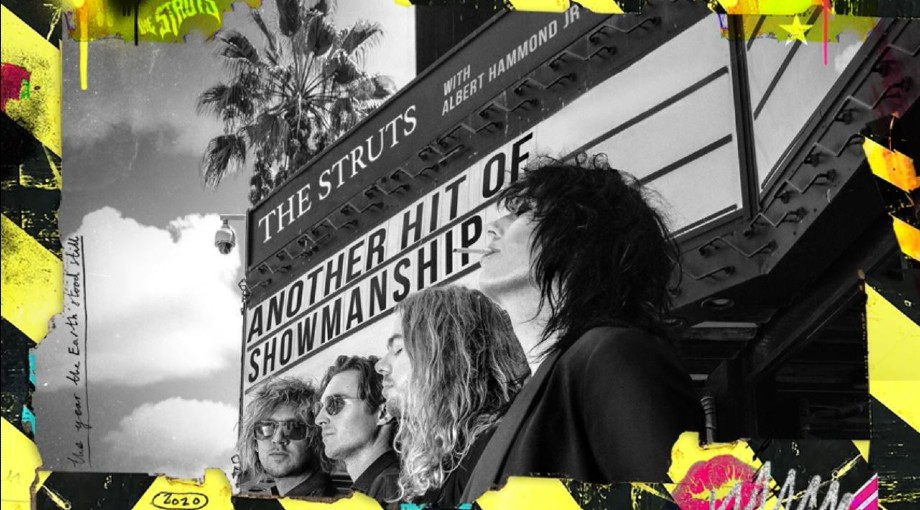 The Struts - Another Hit Of Showmanship ft. Albert Hammond Jr Audio Video