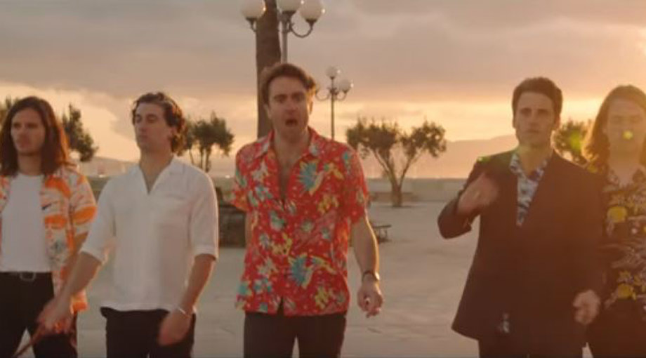 The Vaccines - I Can't Quit Video Video