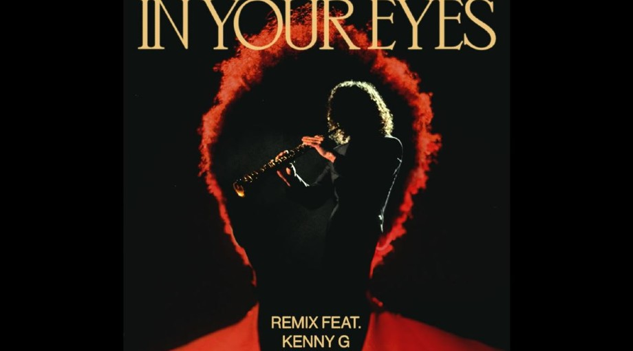 The Weeknd - In Your Eyes ft. Kenny G (Remix) Audio Video