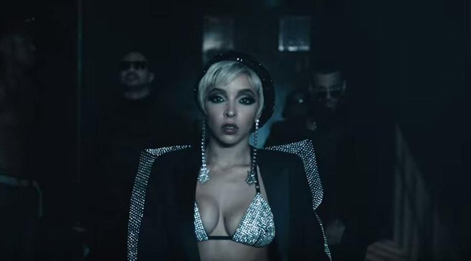 Tinashe - No Drama ft. Offset Video Video