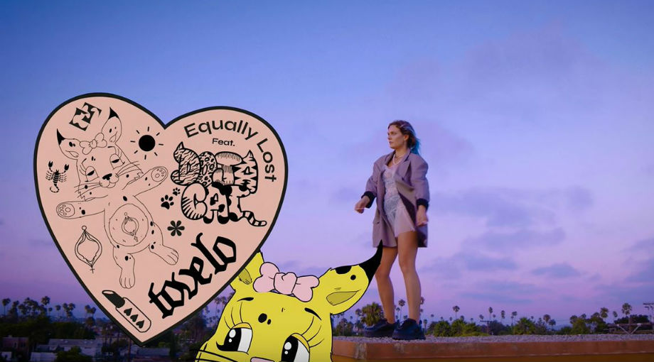 Tove Lo - Equally Lost ft. Doja Cat Lyric Video Video