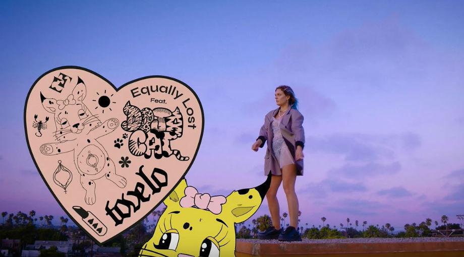 Tove Lo - Equally Lost ft. Doja Cat Lyric Video Video