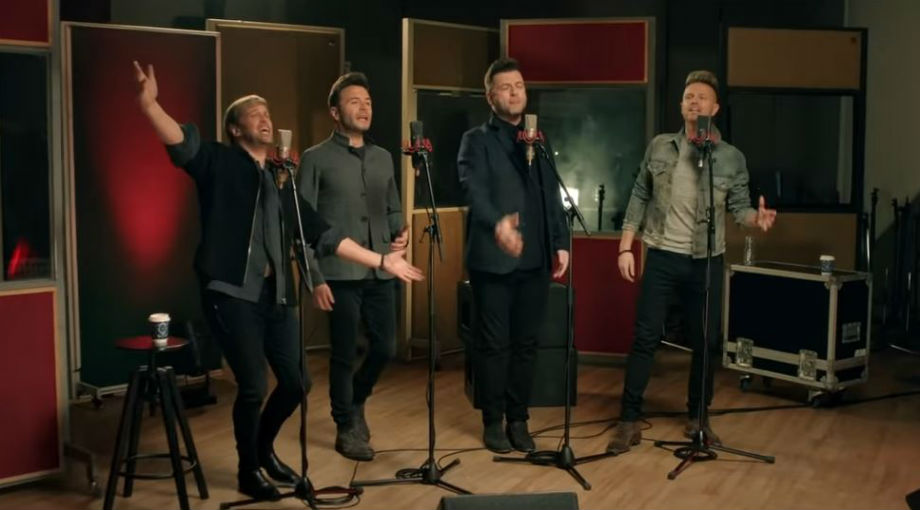 Westlife - Better Man Video Video