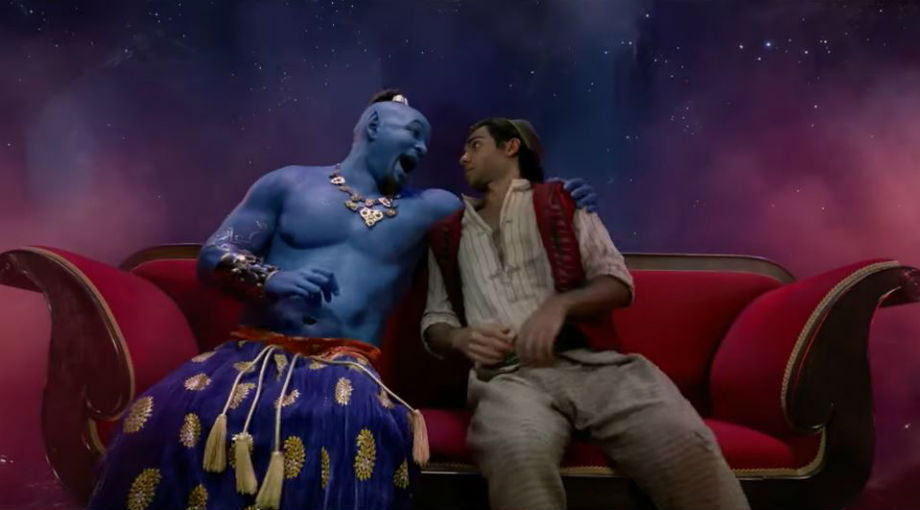"""Will Smith - Friend Like Me (From """"Aladdin"""") Video Video"""