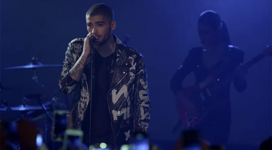 ZAYN - iT's YoU [Live] Video Video