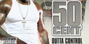 50 Cent Outta Control Single