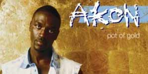 Akon, Pot Of Gold, Video Streams, Released December 5th