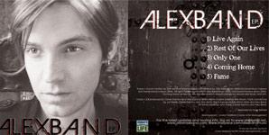 Alex Band Alex Band EP