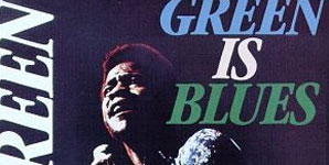 Al Green Green Is Blues Album
