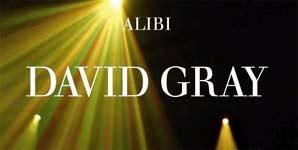 David Gray Alibi Single
