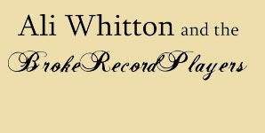 Ali Whitton & the Broken Record Players Sarah Williams & the So-Called Friends EP