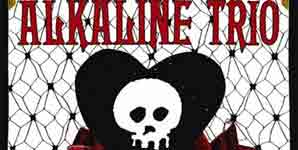 Alkaline Trio Mercy Me Single