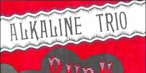 Alkaline Trio Burn Single
