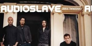 Audioslave Original Fire Single