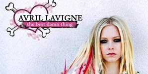 Avril Lavigne The Best Damn Thing Album