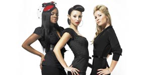 Sugababes, Red Dress, Video Stream