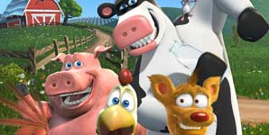 Barnyard, Review PS2