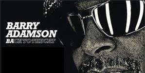 Barry Adamson Back To The Cat Album