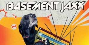 Basement Jaxx Crazy Itch Radio Album