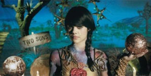 Bat For Lashes Two Suns Album