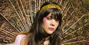 Bat For Lashes, Fur and Gold, 6 Audio Streams
