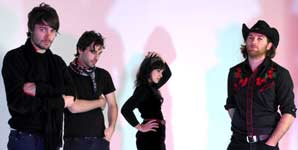 Howling Bells, Blessed Night, Video Stream