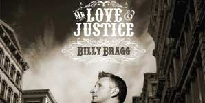 Billy Bragg Mr Love and Justice Album