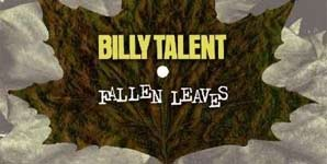 Billy Talent Fallen Leaves Single