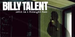 Billy Talent Devil in a Midnight Mass Single