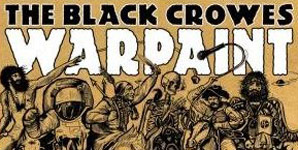 The Black Crowes Warpaint Album