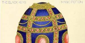 Black Keys Magic Potion Album