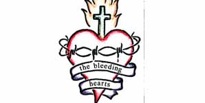 The Bleeding Hearts You Bring Me To My Knees Single
