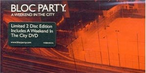 Bloc Party A Weekend in the City Album