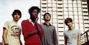 Bloc Party Flux Single