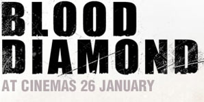 Blood Diamond, Trailer