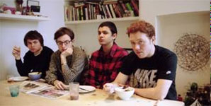 Bombay Bicycle Club - Interview