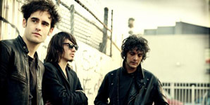 Black Rebel Motorcycle Club, Berlin, Video