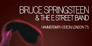 Bruce Springsteen Hammersmith Odeon '75 Album