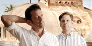 Calexico Two Silver Trees Single